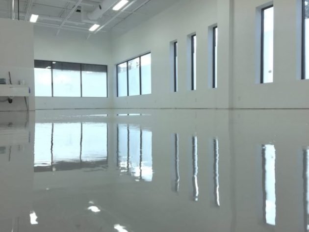 Epoxy flooring gallery
