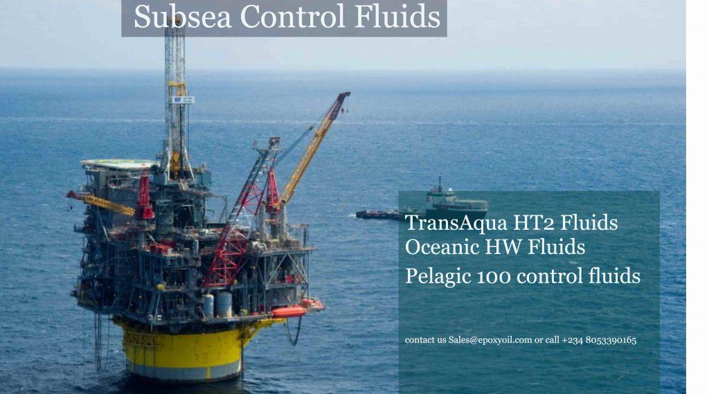 Subsea control Fluids