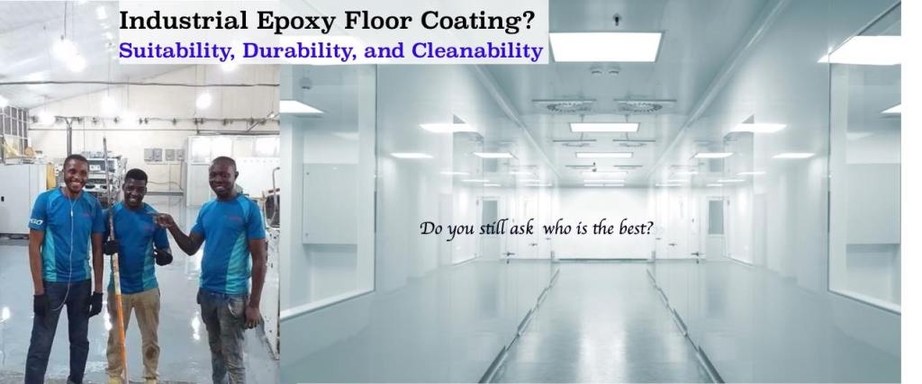 Need for Industrial Epoxy Floor Coating