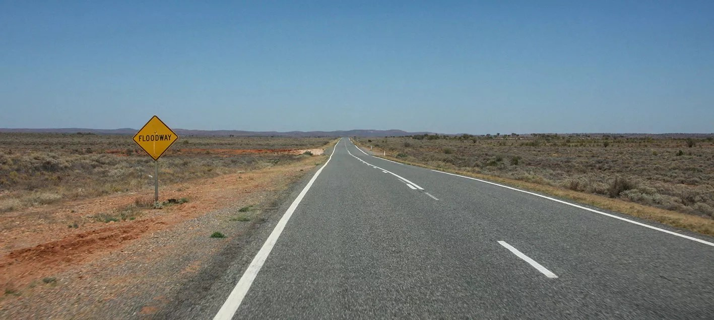 Outback New South Wales / Australia