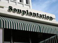 Souplantation store front. La Cañada, California.