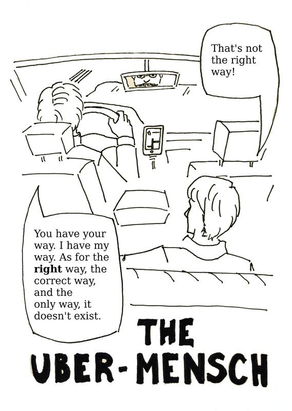 The Uber-Mensch