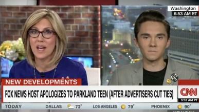 Hogg on CNN