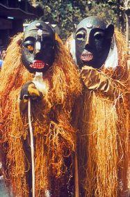 Lassa Witch Doctors