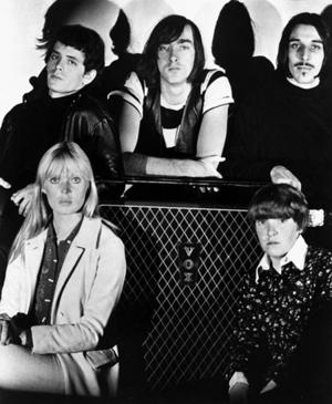 The Velvet Underground and Nico in 1966