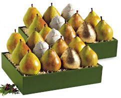 Harry and David pears