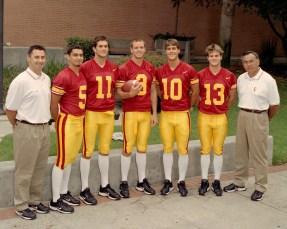 USC quarterbacks