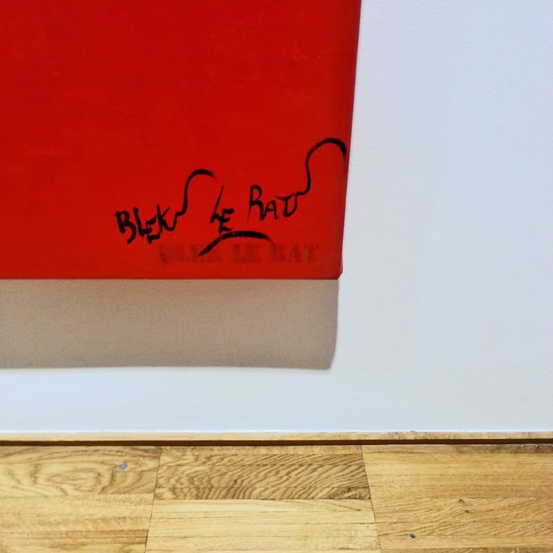 firma di blek le rat