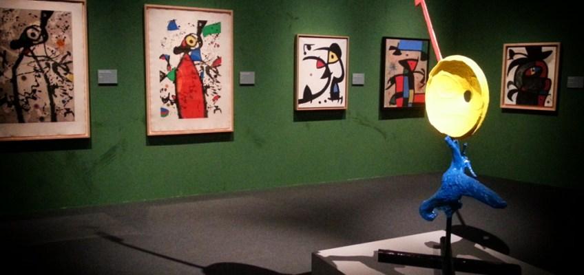 Mirò e il Surrealismo con un focus sulla mostra La Forza della materia al Mudec