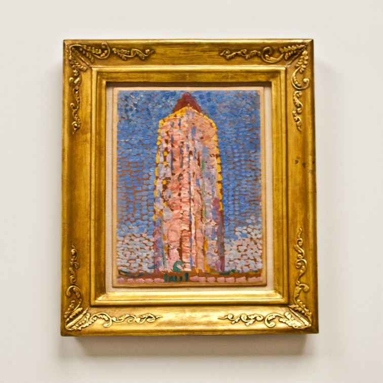 Faro a Westkapelle (1909) - Piet Mondrian
