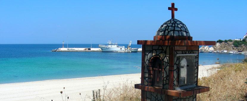 Viaggio nella Penisola Calcidica in Grecia