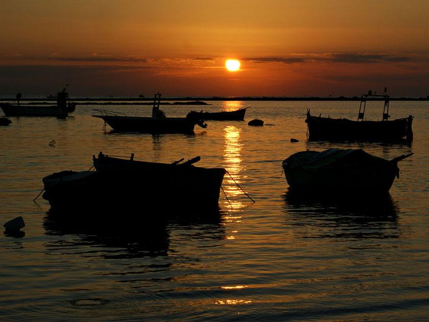 portocesareo-tramonto
