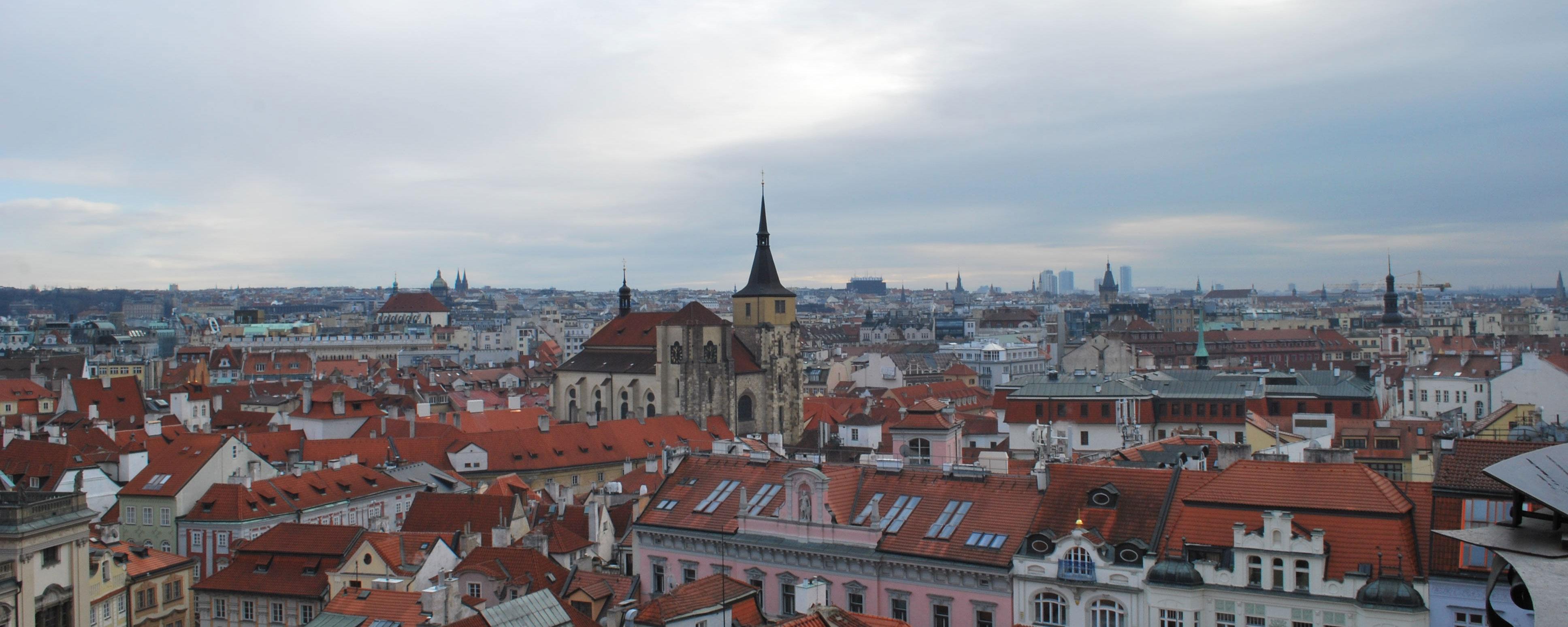 Visitare Praga in un weekend