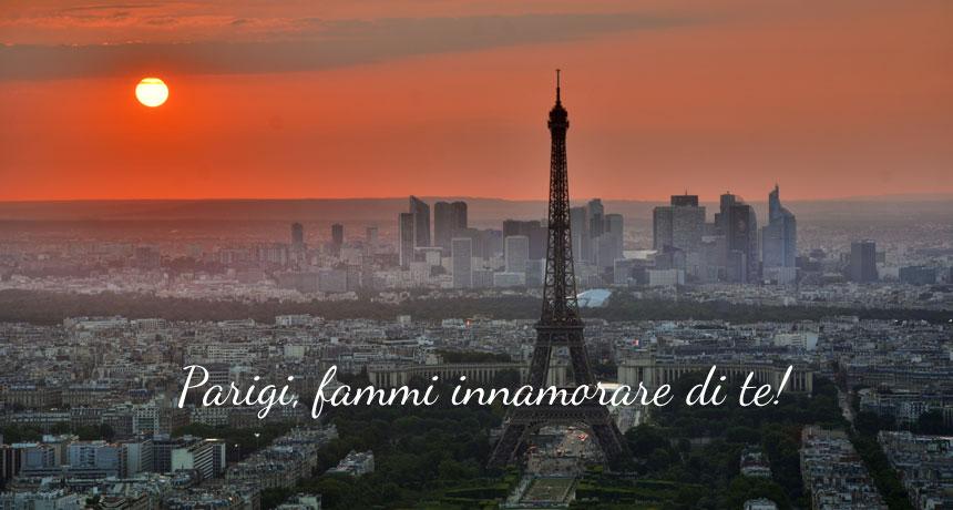 Parigi: fammi ricredere!
