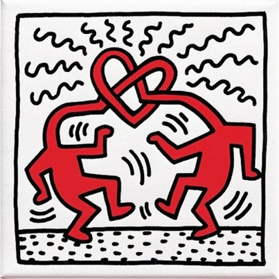 keith-haring-amore