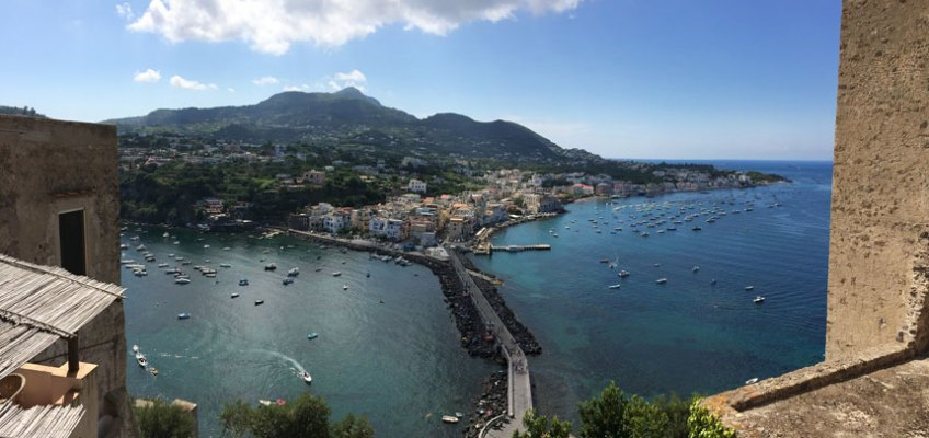 Weekend d'autunno a Ischia: terme, mare e relax
