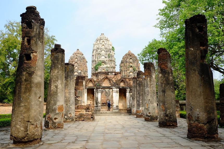 sukhothai-tempio