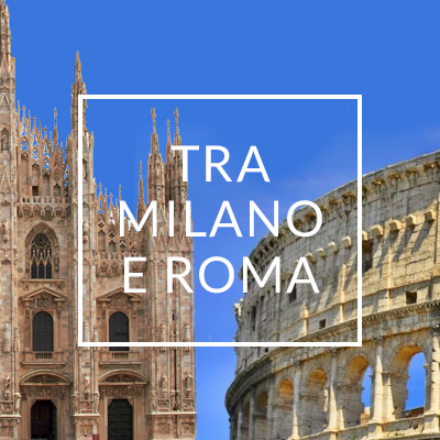 Consigli su viaggi a Milano e a Roma sul blog Eppure sono in Viaggio