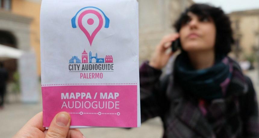 City audioguide Palermo: la prima audioguida cittadina in Italia