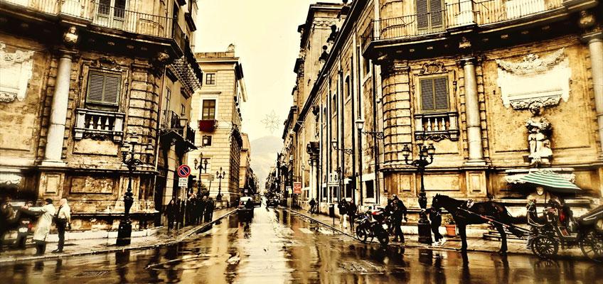 Cosa fare a Palermo quando piove