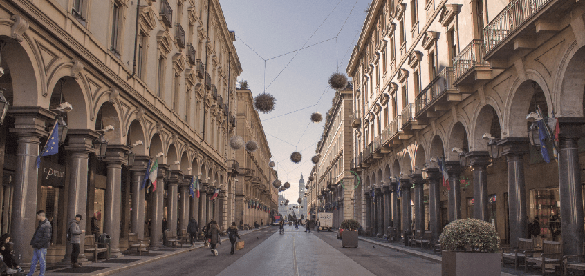 Visitare Torino a piedi in due giorni: consigli per un weekend indimenticabile