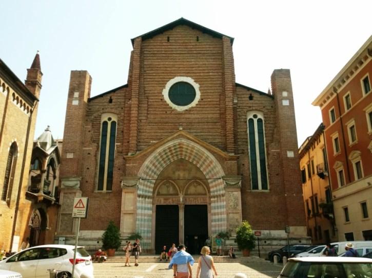 Chiesa Sant Anastasia - Verona