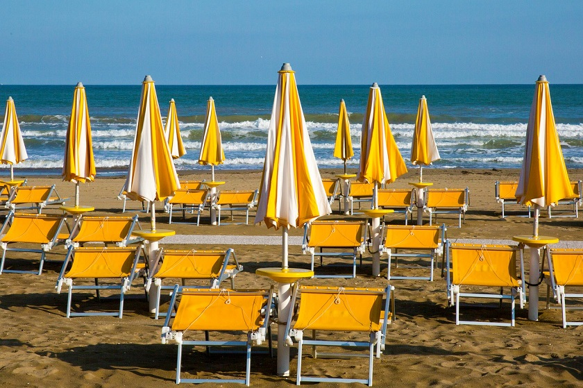 Rimini, spiagge