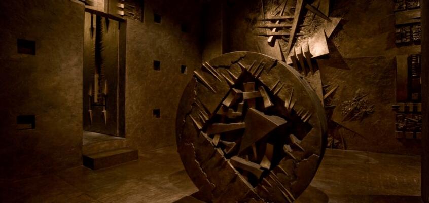 Visita al Labirinto di Arnaldo Pomodoro a Milano