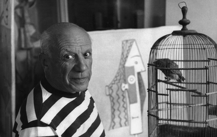 Picasso: 5 curiosità che non sapevi