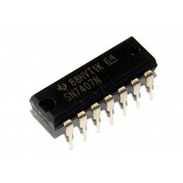 ic-SN7407-HEX-BUFFERS-DRIVERS