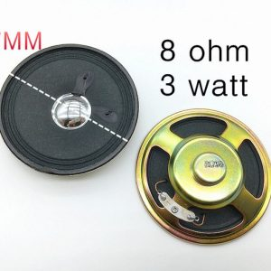8ohm-3w-Magnetic-speaker