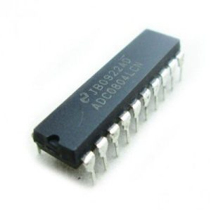 ADC0804-Single-Channel-8-bit-Analog-to-Digital-Converter