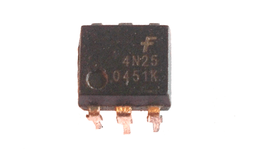 4n25-Optocoupler-IC