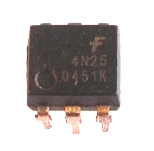 4n25-Optocoupler-IC