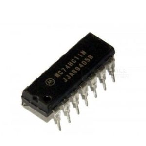 7411-SN74F11N-TTL-Logic-IC-Triple-3-input-Positive-AND-gate