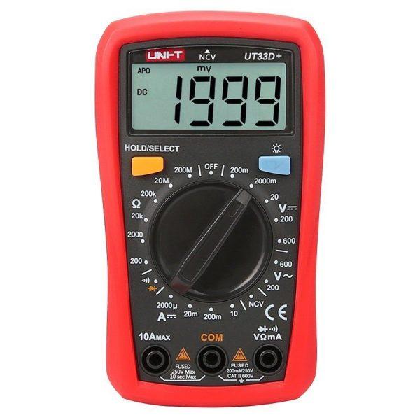 uni-t-ut-33d-dijital-multimetre