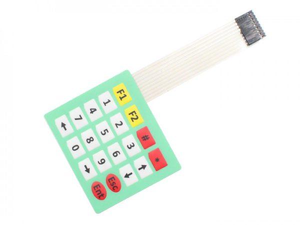 Membrane Keypad 4x5