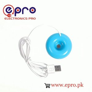 Donuts Shape Mini USB Humidifier or Mist Maker Air Diffuser in Pakistan