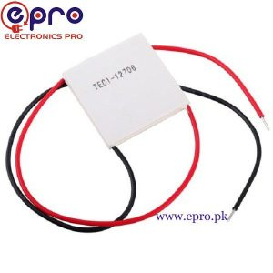 Thermoelectric Cooler Peltier 12V 60W TEC1-12706 in Pakistan