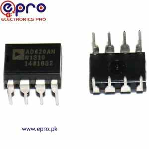 AD620 Instrumentation Amplifier in Pakistan