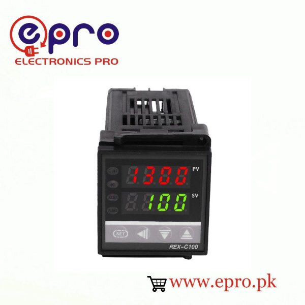 Digital Temperature Controller REX-C100FK07 of 10A in Pakistan