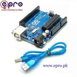 Arduino UNO R3 With Cable in Pakistan