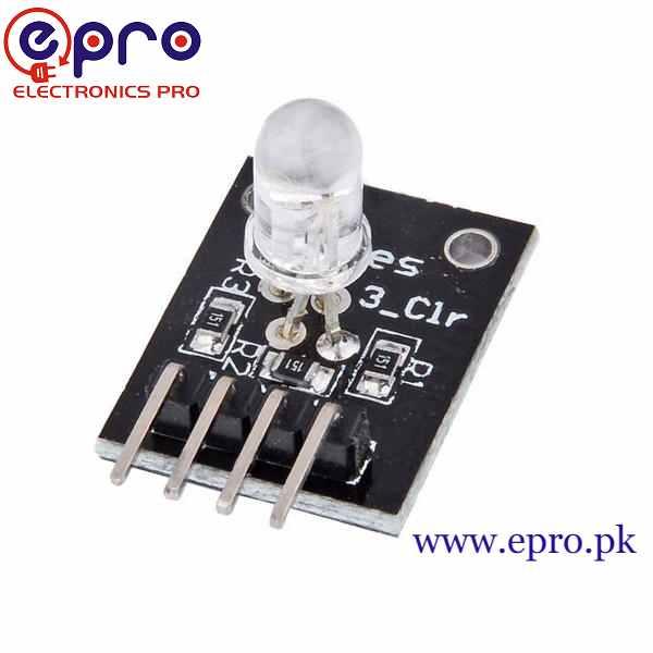 RGB 3 Colour LED Module in Pakistan