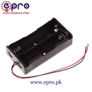 2 x 18650 Cell Battery Holder in Pakistan