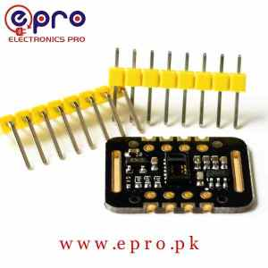 Max30102 Heart Rate Sensor Pulse Detection Blood Oxygen Concentration Module in Pakistan