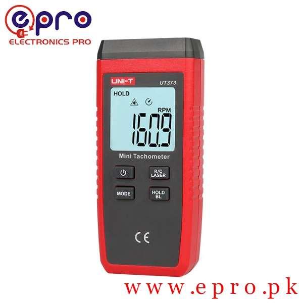 UNI-T UT373 RPM Meter Auto Range Speed Measuring Instrument in Pakistan
