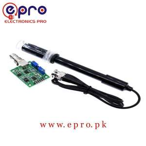 E-201-C Liquid pH Sensor and pH Electrode Probe in Pakistan