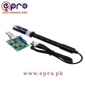 E-201-C Liquid pH Sensor and pH Electrode Probe in Pakistan