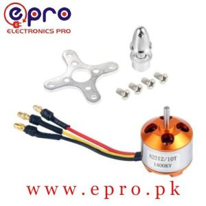 A2212 1400kV Brushless DC Motor BLDC in Pakistan