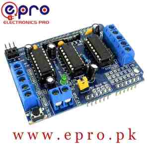 L293D Motor Driver Shield in Pakistan